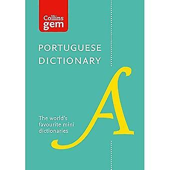Collins Portugees woordenboek Gem Edition: vertrouwde ondersteuning voor leren, in een mini-formaat