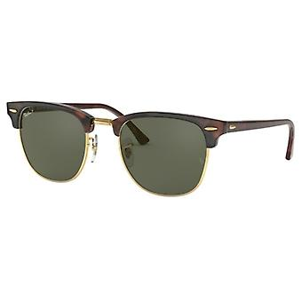 Ray-Ban Clubmaster Classic Scale/Golden Green G-15 Polarized