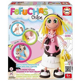 Educa Fofucha Chloe (Glamour) (Babies and Children , Toys , Educative And Creative)