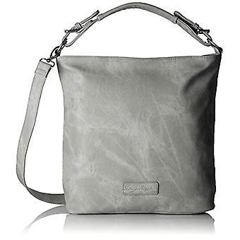Fritzi aus Preussen Odelia - Donna Grau shoulder bags (Metal) 15x36x41 cm (B x H T)