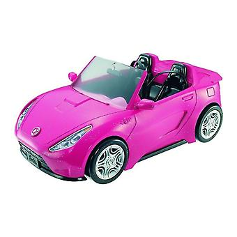 Voiture Barbie Convertible - rose DVX59