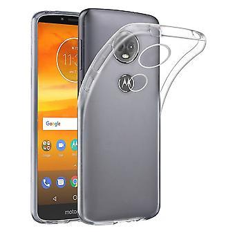 Motorola Moto G7 Custodia in silicone Trasparente - CoolSkin3T