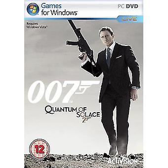 Quantum of Solace (PC)-nytt