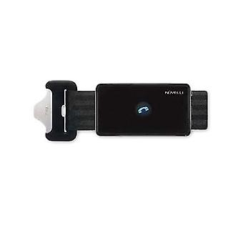 Nuvelli Solar Power Handsfree Car Kit & Speakerphone