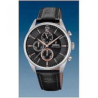 Festina Men's Watch F20286/6 Chronographs