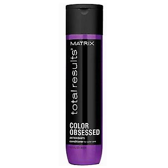 Conditioner for hair dyed Total Results Color Obsessed Matrix (300 ml)
