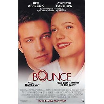Bounce (Video) Original Video/Dvd Ad Poster