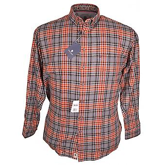 HATICO Hatico Brushed Cotton Check Shirt