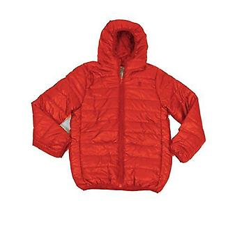 Kinder Soul Star Hester Down Effect Jacke rot 11/12