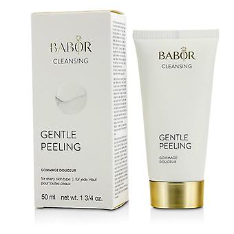 Babor Cleansing Gentle Peeling- For All Skin Types - 50ml/1.3oz