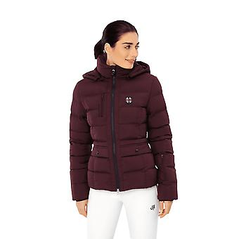 Spooks Finja Womens Jacket - Bordeaux