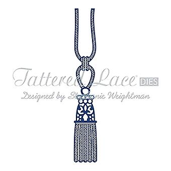 Tassel: Tattered Lace Metal Die Paper Card Stephanie Weightman