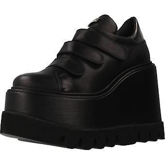 Yellow Sport / Negrpl Color Athena Shoes