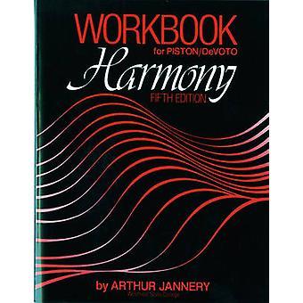 調和 - ブック (第 5 改訂版) アーサー Jannery - walte-で