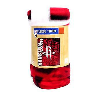 Houston Rockets NBA Northwest Fleece Throw