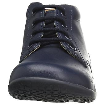 Polo Ralph Lauren Baby Girl Kinley Leather Lace Up Sneakers