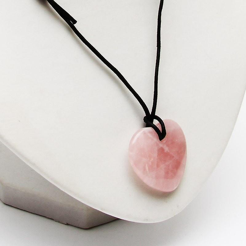 Taurus Natural Jewellery Heart Necklace