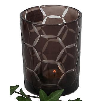Kerzenhalter Bodenglas 12cm