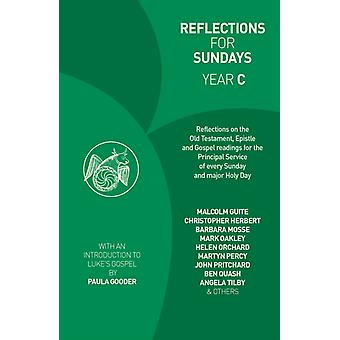 Reflections for Sundays Year C by Cottrell & Stephen