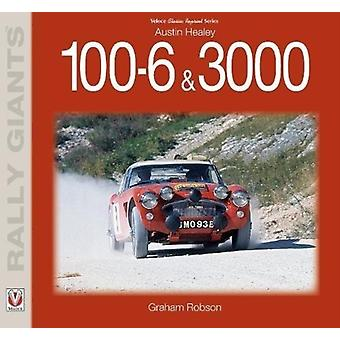 Austin Healey 1006  3000 by Graham Robson