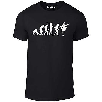 Évolution des jeunes t-shirts angus
