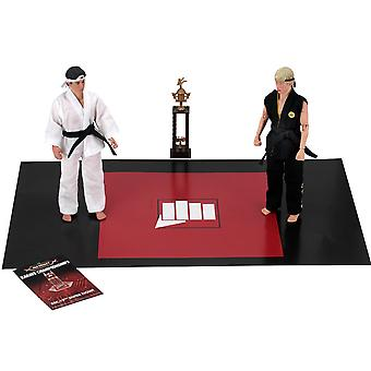 Karate Kid Tournament 2 Pack Poseable Figure from The Karate Kid
