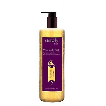 Simply vitamin e gel 500ml - normal/dry skin 2