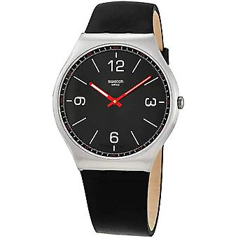 Swatch SKINBLACK Mens Watch SS07S100