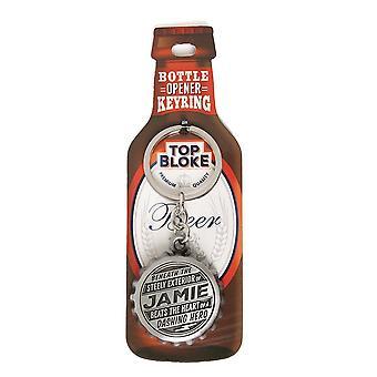 Geschiedenis & heraldiek keyring-Jamie Bottle Opener