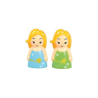 Culpitt söt Fairy Cake topper-2 Designs-boxed 12