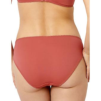 Sans Complexe 609611 Women's Clémence Siena Rose Pink Lace Knickers Panty Full Brief