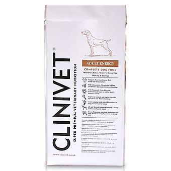 Clinivet Adult Energy Super Premium Hypoallergenic Complete Dry Dog Food