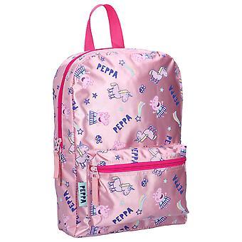 Peppa Pig Greta Pig & Unicorn Backpack bag 33cm