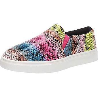 Kids Steve Madden Girls jcalii Low Top Slip On Fashion Sneaker