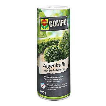 COMPO Algae lime for box trees, 1 kg