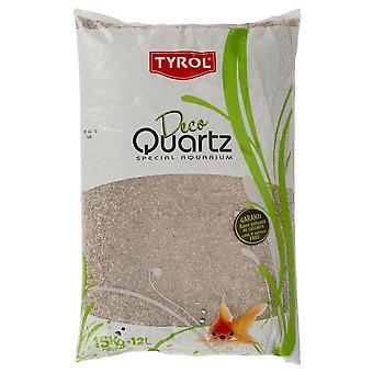 Agrobiothers Quartz N3/naturlige (fisk, dekoration, grus & sand)