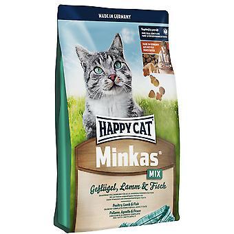 Happy Dog Minkas Mix (Cats , Cat Food , Dry Food)