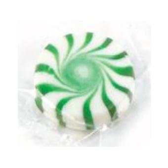 Wrapped Starlight Green Pinwheels-( 26.4lb )