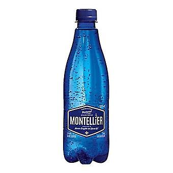 Montellier Kolsyrat vatten-( 500 Ml X 24 )