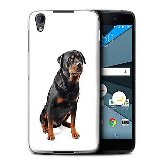 STUFF4 Case/Cover for BlackBerry Neon/DTEK50/Swiss Mountain/Dog Breeds