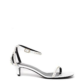 Céline 336343004c01bc Women's White Leather Sandalen