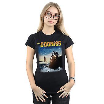 T-shirt d'affiche de bateau de Goonies
