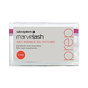 Marvellash Marvelash Anti Wrinkle Gel Patches - 10 Pairs