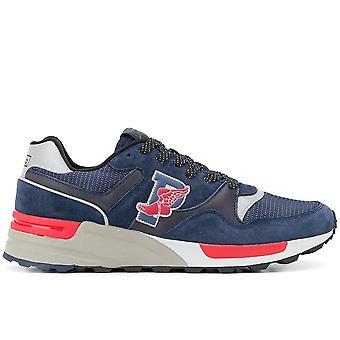 Trackstar 100 Navy Sneakers