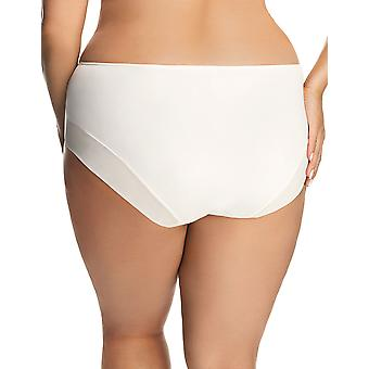 Gorsenia K497 Women's Paradise Cream Off White Brief