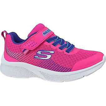 Skechers Microspec K 302016LPKPR universel toute l'année chaussures pour enfants