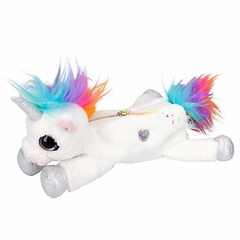 Depesche Ylvi & The Minimoomis Unicorn Shaped Pencil Case