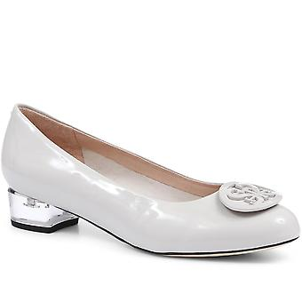 Staccato Womens Patent Leather Ballerina Pump