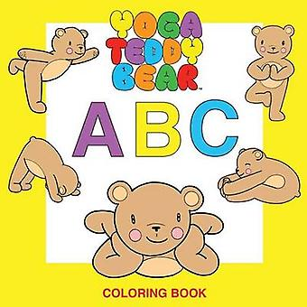 Yoga Teddy Bear ABC Coloring Book by Copham & K. M.