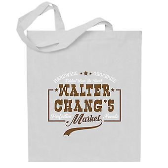 Tremors Walter Changs Market Totebag